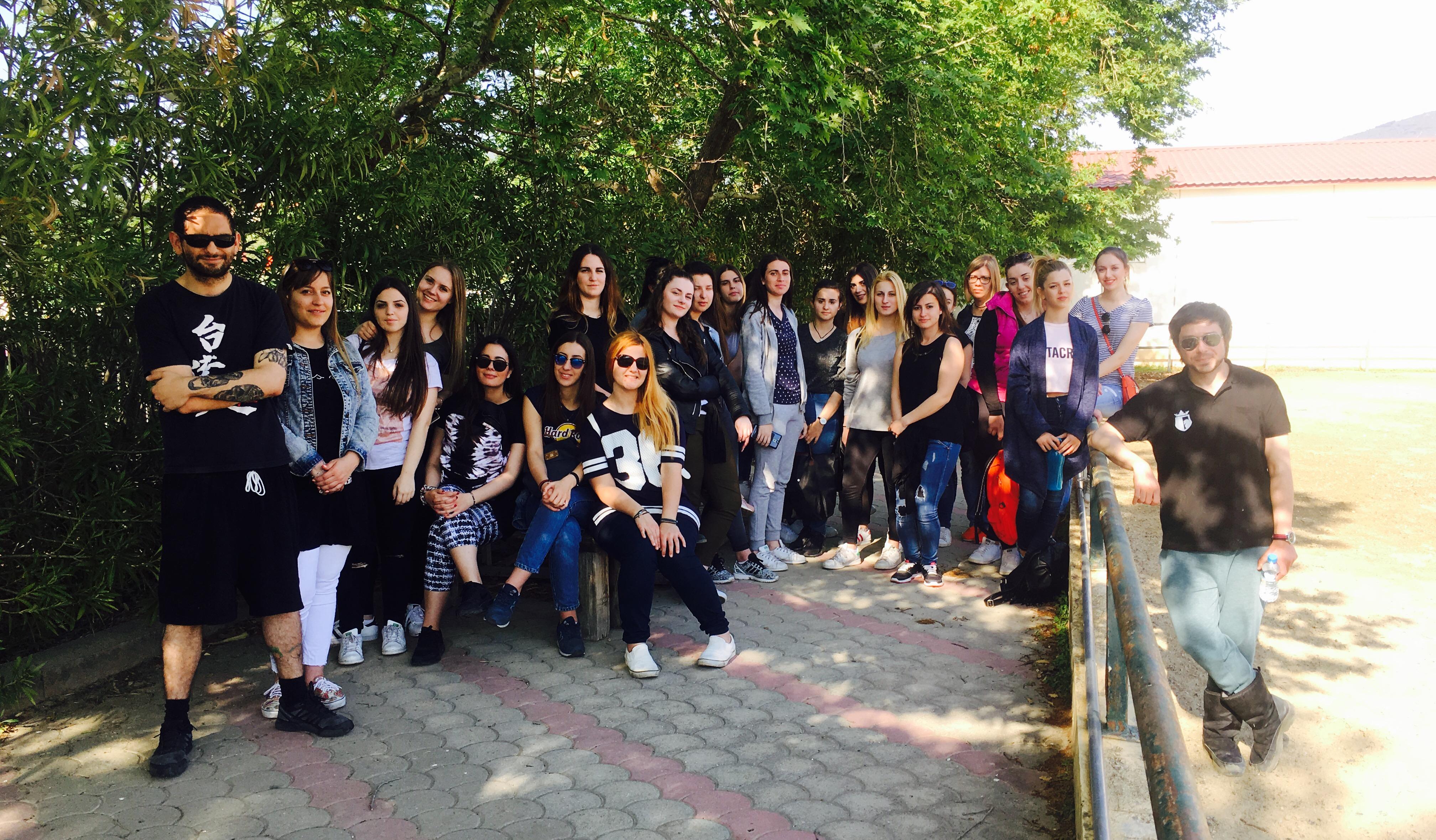 Επίσκεψη φοιτητών ΜΑΙΟΣ 17