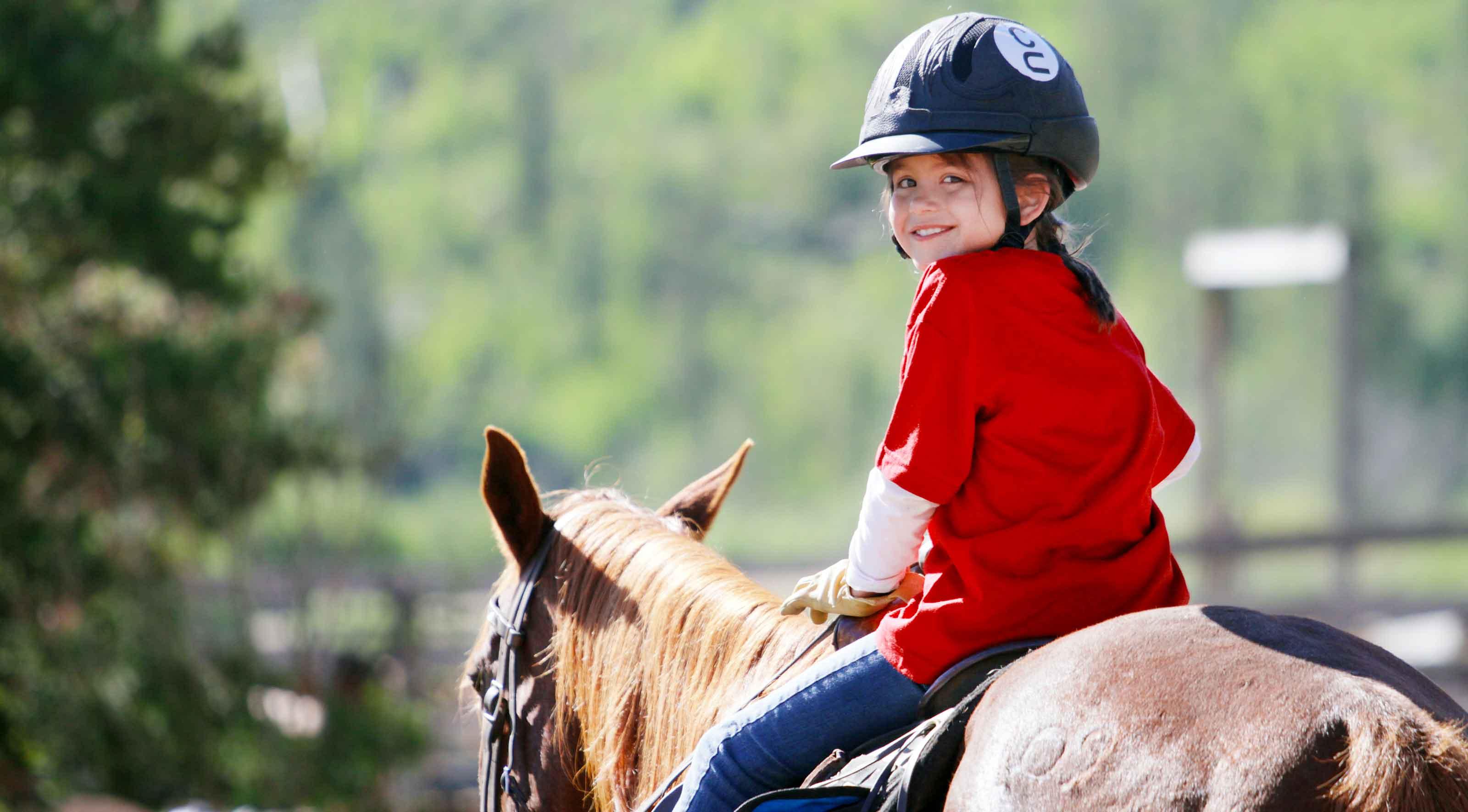 Ιππασία: 7 λόγοι που είναι το καλύτερο hobby για παιδιά