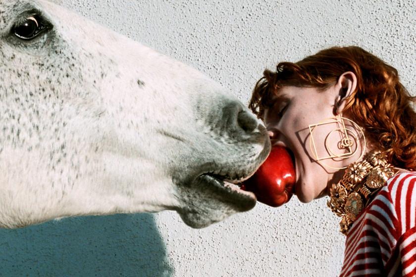 Η Gucci για την Θεραπευτική Ιππασία και τα άλογα.