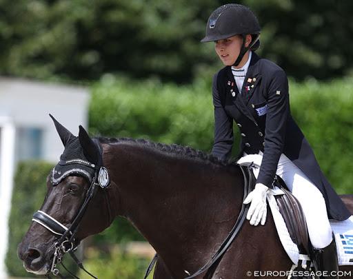 Ελληνίδα αθλήτρια 18 χρόνων στο top 5 καλύτερων εμφανίσεων!